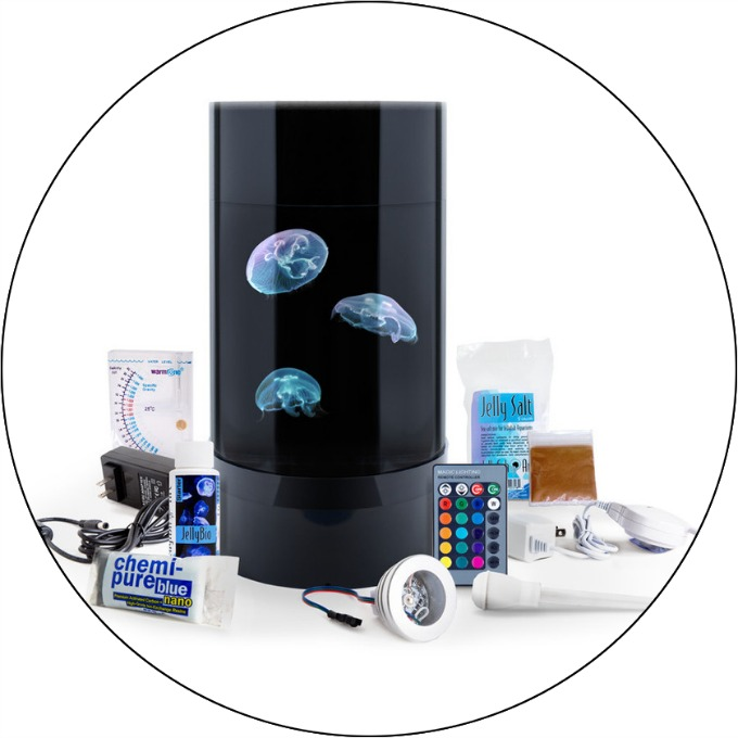 Enter to win a Nano 3 Jellyfish Aquarium
