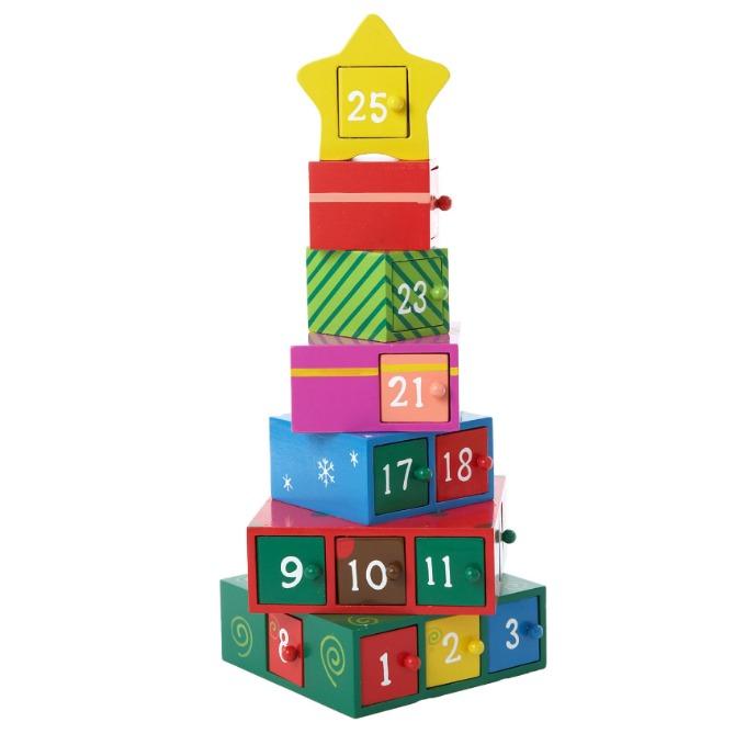 Kurt Adler whimsical advent calendar