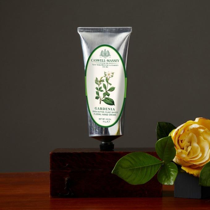 Caswell Massey NYBG Gardenia Hand Creme