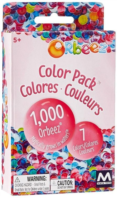 Orbeez water beads