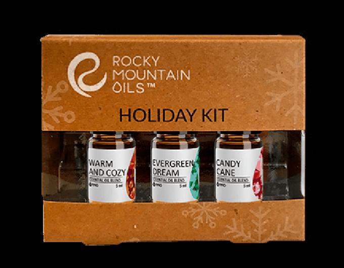 Rocky Mtn Christmas Oils
