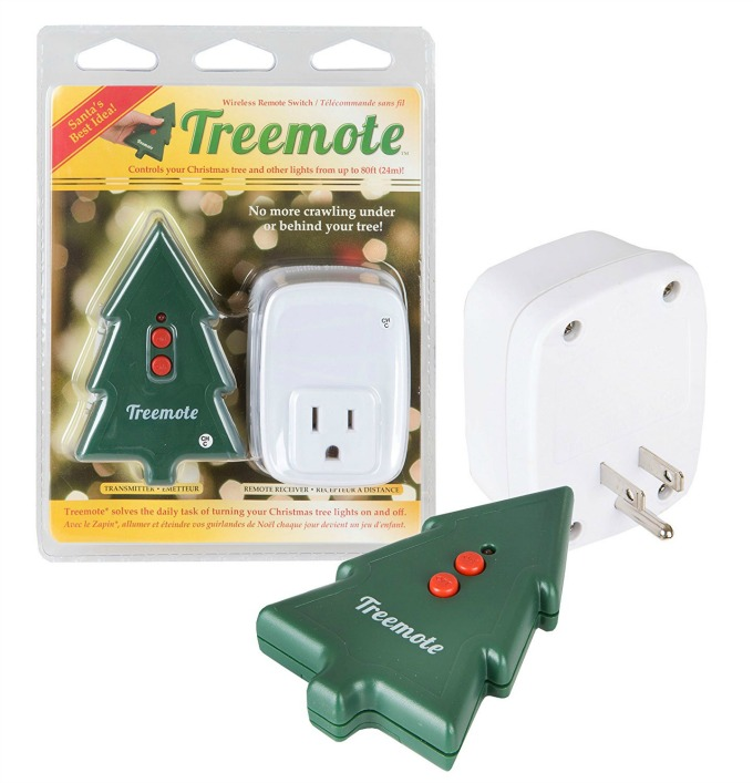 Treemote the Christmas tree light remote