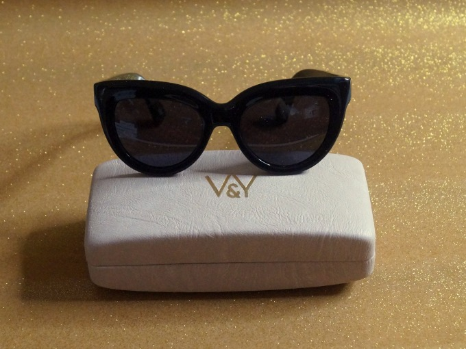 Vint + York Retro sunglasses