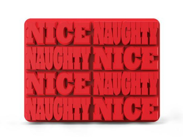 Zoku naughty or nice ice cube molds
