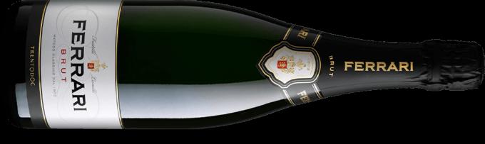 Ferrari Brut Italian Sparkling Wine