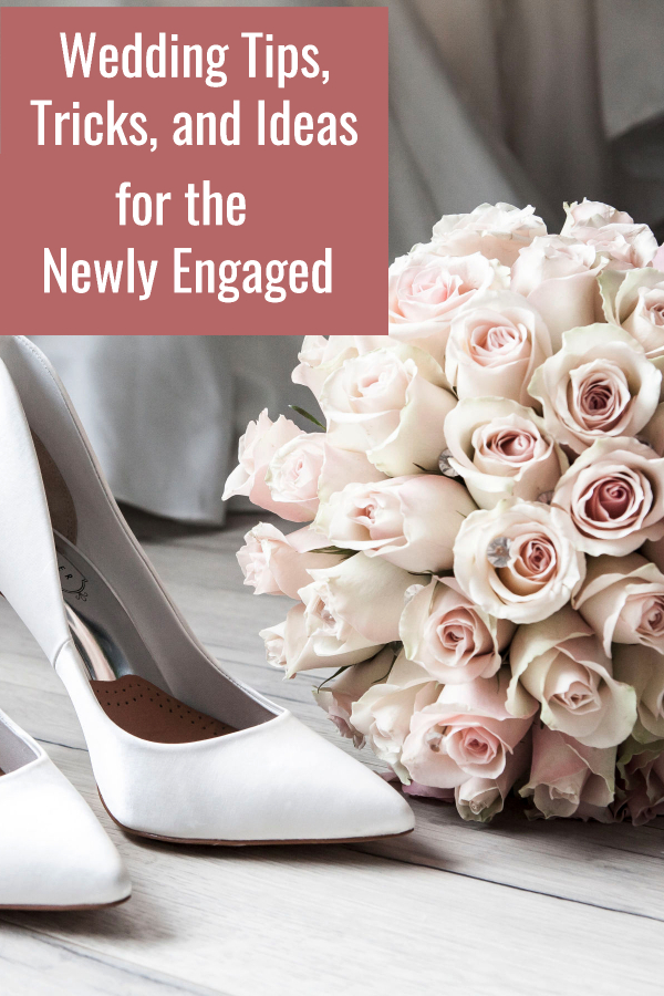 Did you just get engaged? Planning a wedding? Check out these great tips, tricks, and ideas for the newly engaged. It has everything from bachelor and bachelorette party ideas to venues and even som DIY decor.