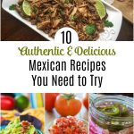 10 amazing Mexican food recipes to try