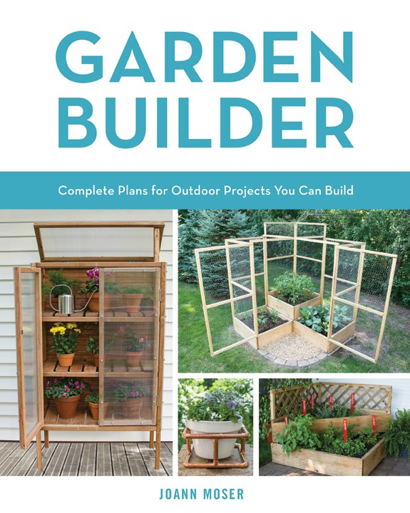 Fix Up Your Yard with the Garden Builder Book + Giveaway
