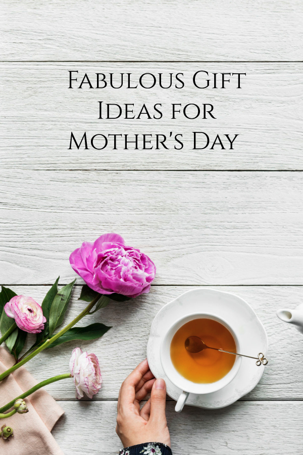 Looking for a great gift for mom?  We've got ya covered. Really, any woman, and a lot of guys, would love these gift ideas.