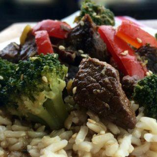 Crockpot broccoli beef recipe