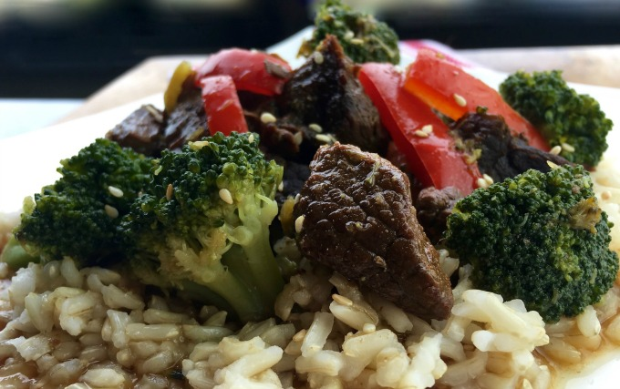 Crockpot broccoli beef recipe