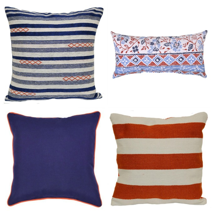 Outdoor Pillows from Target
