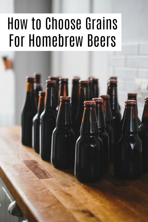 How to choose the right rains for your homebrew beer | Homebrewing | Beermaking | Craft Beer