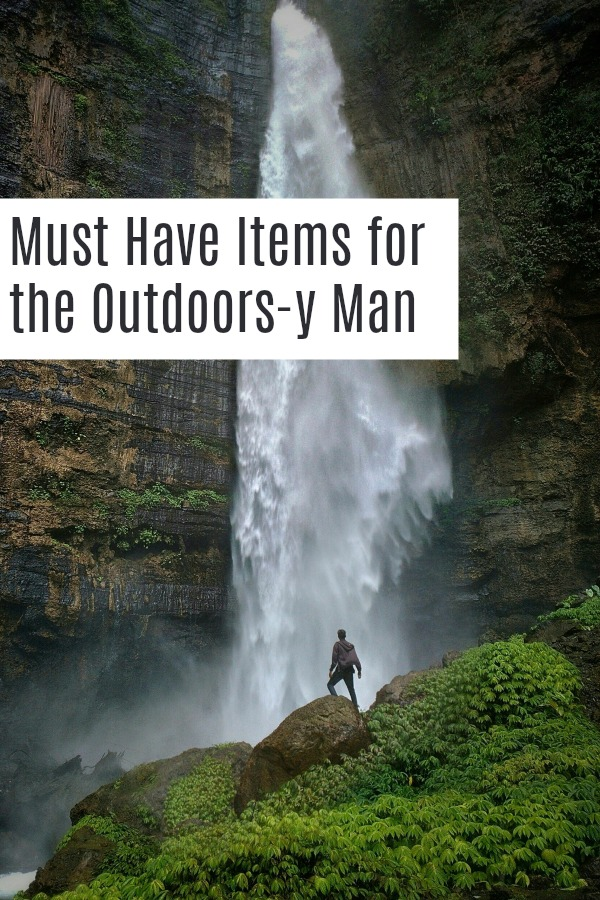 Must have items for the outdoorsy man or woman | gift ideas for hikers | camping | Backpacking | backpackers | Hikers