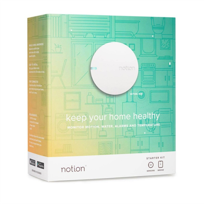 Notion Smart Home Monitor