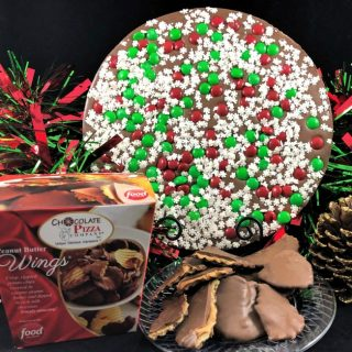 Enter to Win a Chocolate Pizza Prize Package