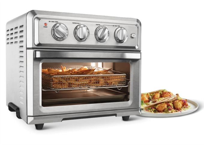 Cuisinart Toaster oven with air fryer