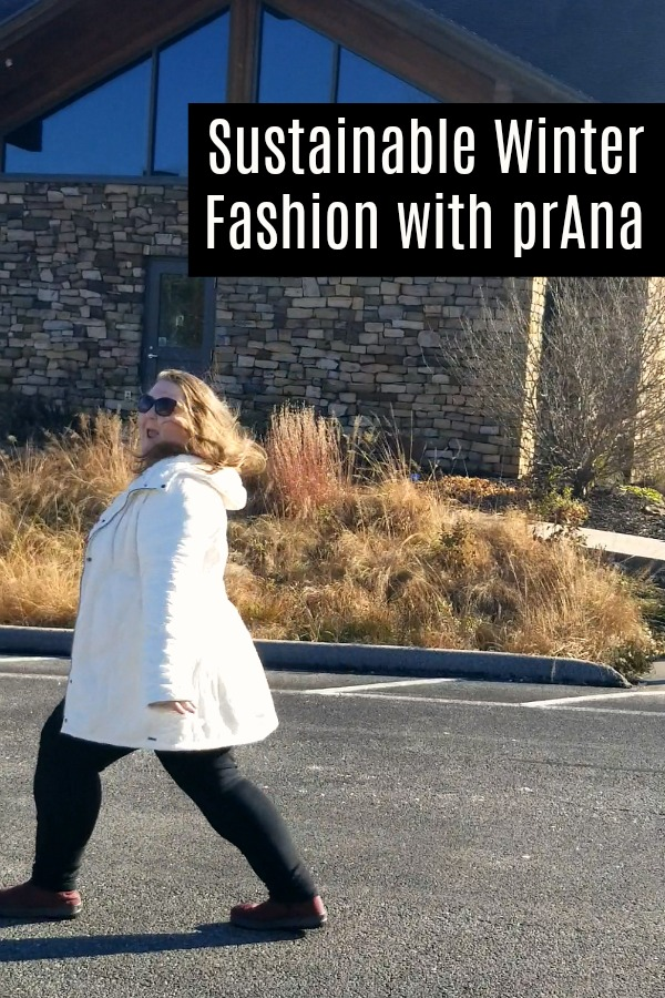 Sustainable winter fashion with prAna | eco friendly | casual | cold weather | organic | fair trade | style | plus sized | plus size | Women | ladies | lady #organic #ecofriendly #fashion #plussized