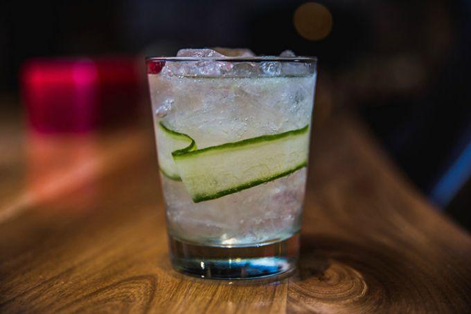 White Linen Cocktail