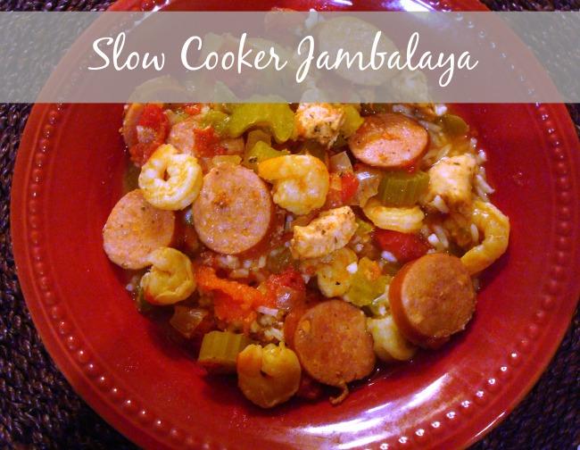 Slow Cooker Jamabalaya