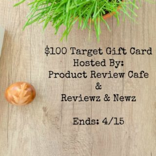 Spring Has Sprung $100 Target Gift Card Giveaway