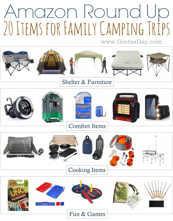 20 More essential camping gear items that will make your next trip epic.