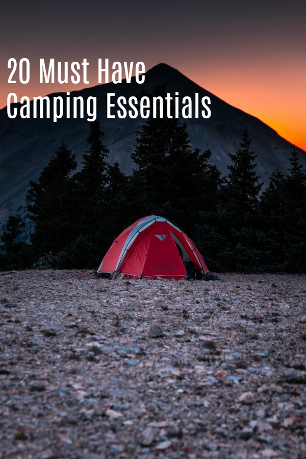 Camping gear and equipment that will make your next trip even better.