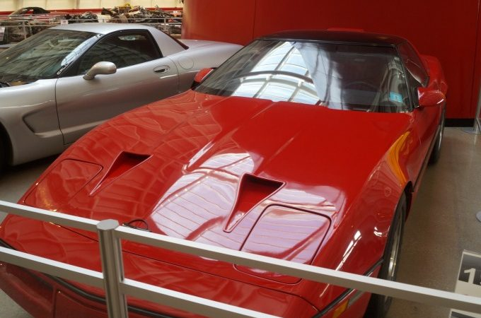 National Corvette Museum | Bowling Green KY