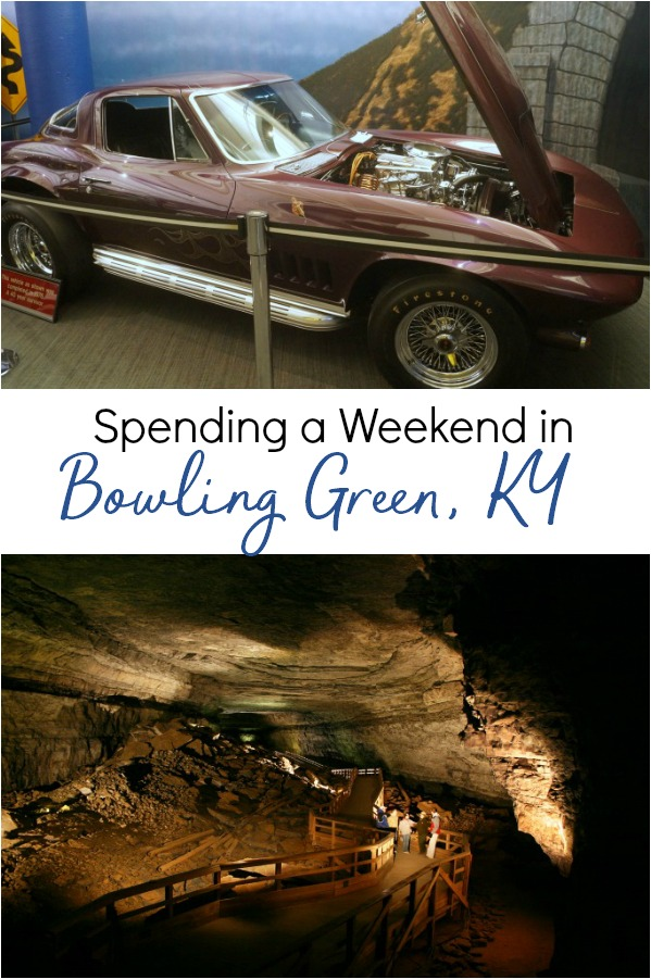 Spending a weekend in Bowling Green KY | What to do, where to go, and what to eat. | Kentucky | Midwest | train | corvette | museum | Nature | Mammoth Cave |
