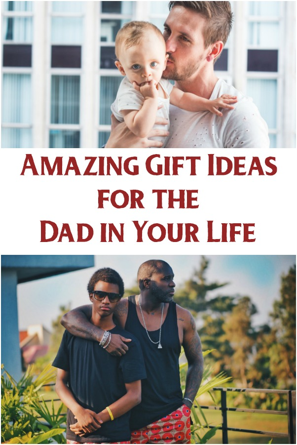 Gift ideas for the dad in your life. 2019 Father's Day Gift Guide