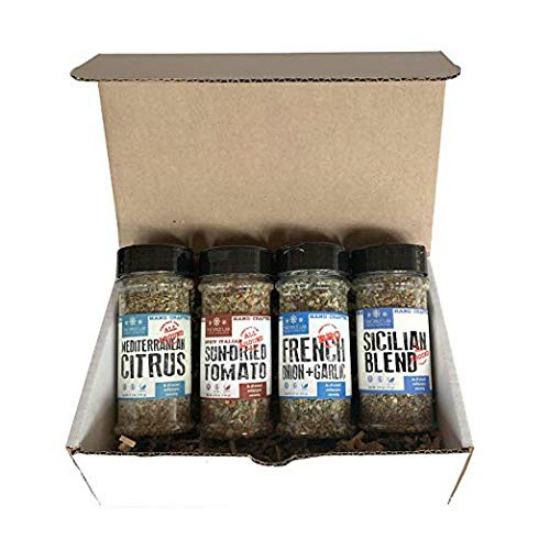 Spice Lab Mediterannean Seasonings Collection