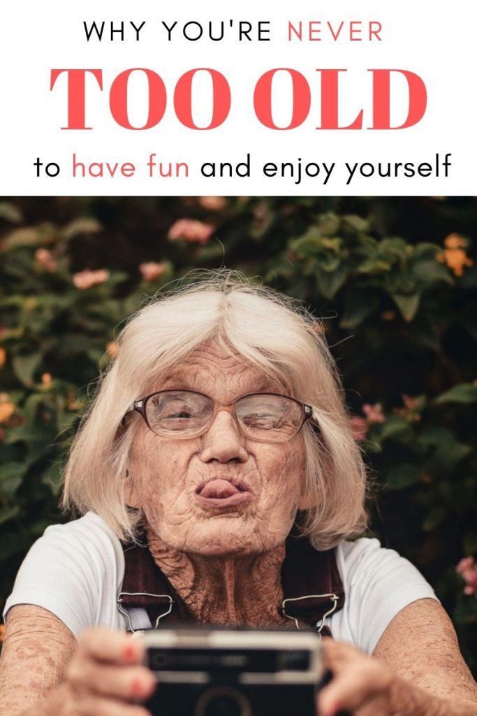 You're never too old to have fun. We've compiled a list of greatways to keep seniors active.