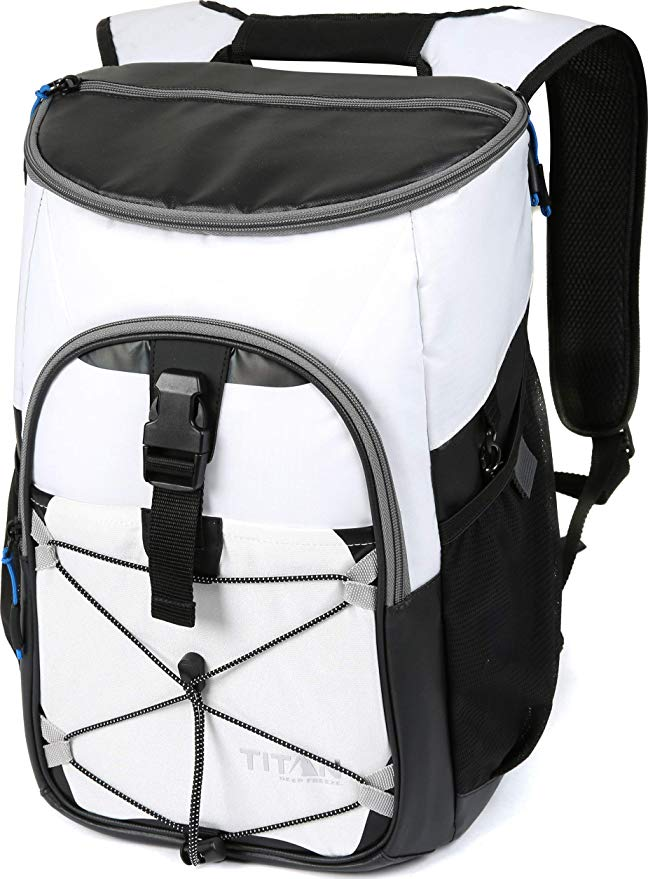 Titan Deep Freeze 24 Can Backpack Cooler