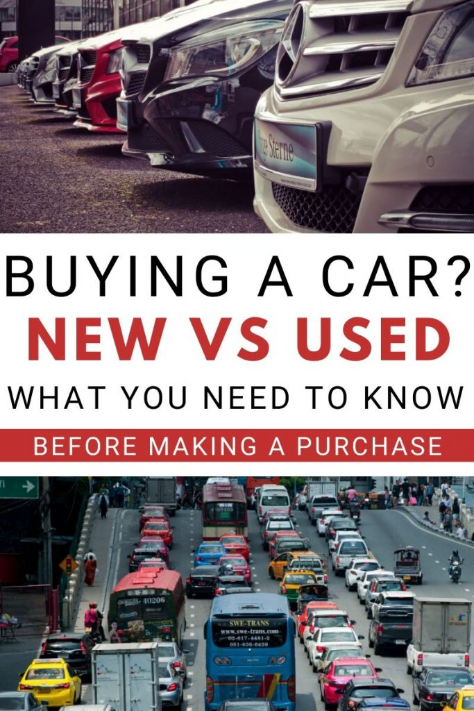Buying a new car? Compare the pros and cons of a new car vs a used car, and see which is best for you and your lifestyle.