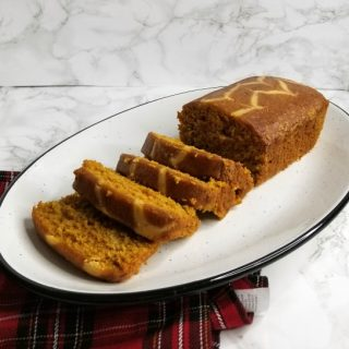 Simple and easy pumpkin loaf cake recipe