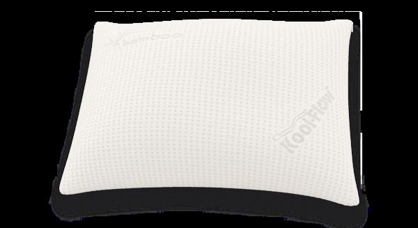 Snuggle-Pedic Supreme Plush Shredded Memory Foam Bamboo Pillow