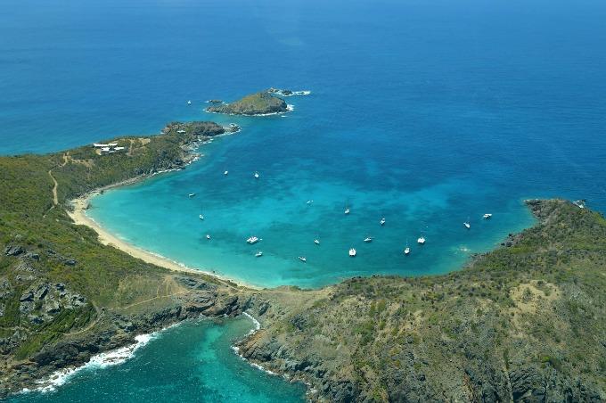 st barts island