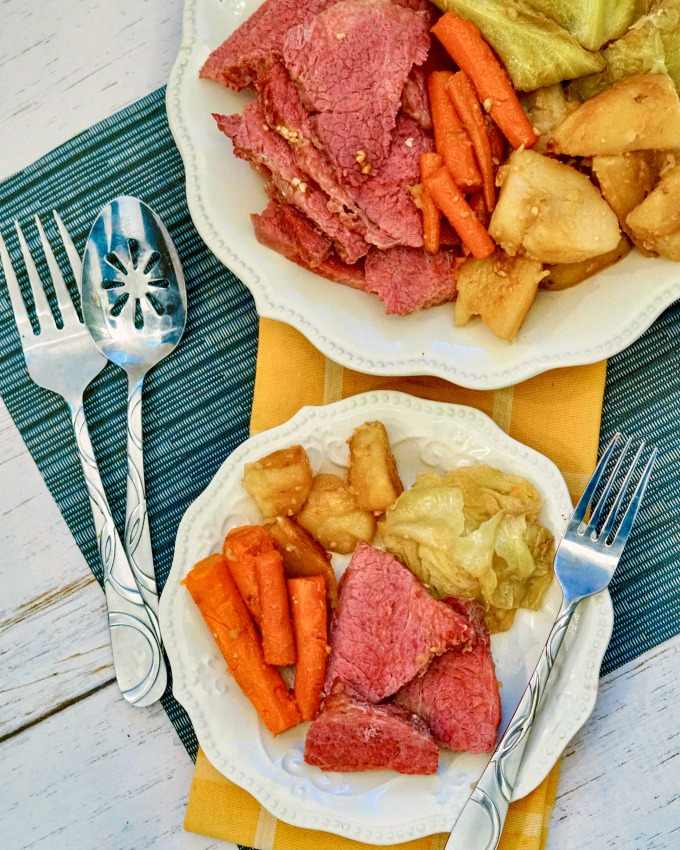 slowcooker corned beef recipe