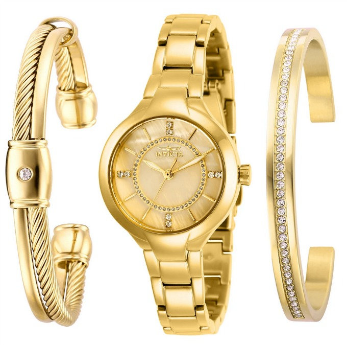 Watches are great gift ideas for women