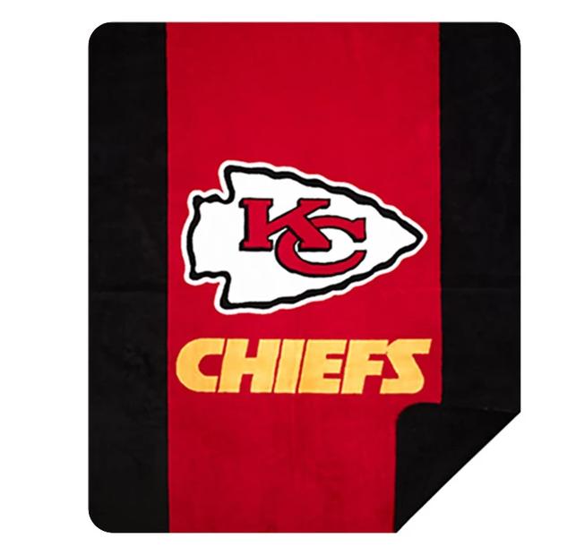 Denali NFL Kansas City Chiefs blanket